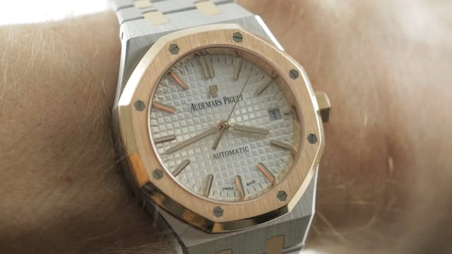 Audemars Piguet Royal Oak 37mm 15450S...