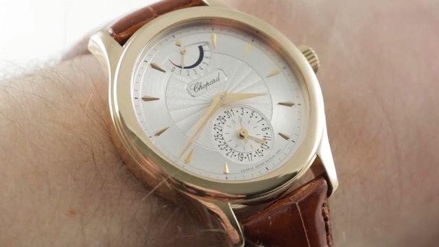Chopard L.U.C Quattro 9 Day Chronometer 16 1863 Review