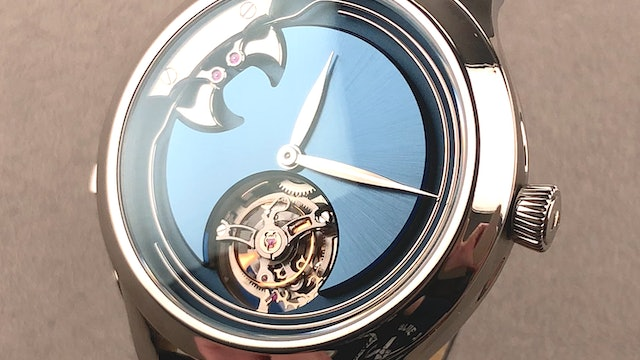 H. Moser & Cie Endeavour Minute Repeater Limited Edition 1903-0500