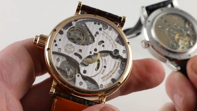 A. Lange & Sohne Lange 1 Timezone 116...