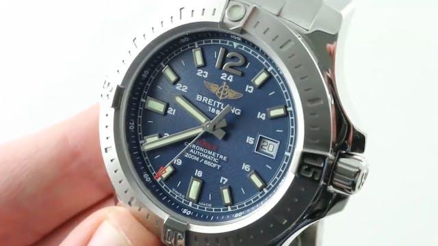Breitling Colt Automatic Chronometer ...