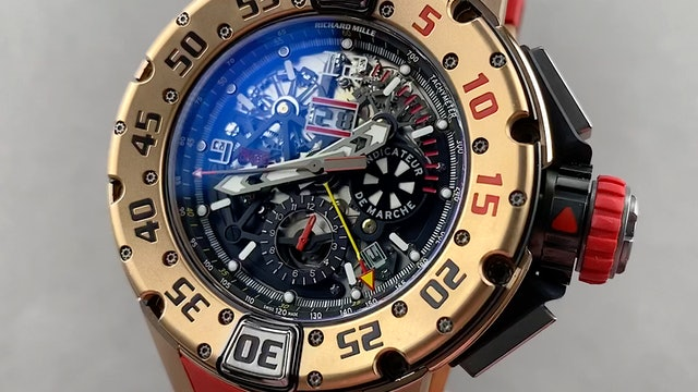 Richard Mille RM 032 Flyback Chronograph RM032