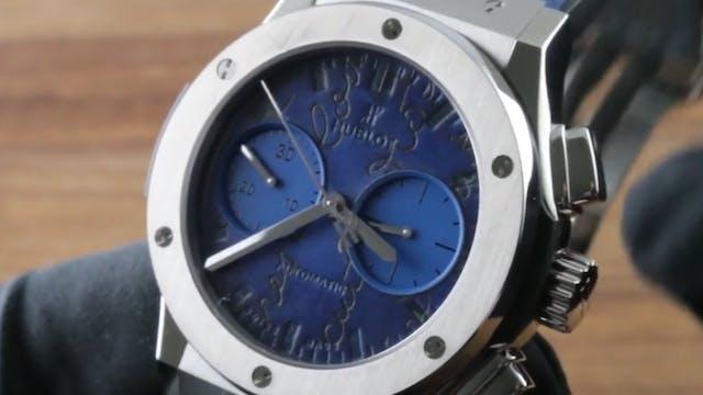 Hublot Classic Fusion Chronograph Ber...
