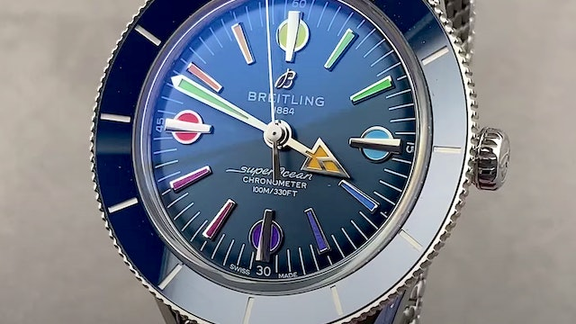 Breitling Superocean Heritage '57 Limited Edition II A103702A1C1A1