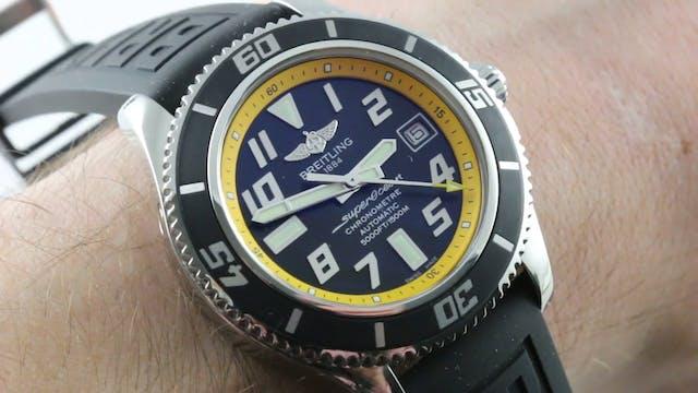 Breitling Superocean 42 (A1736402 Ba3...