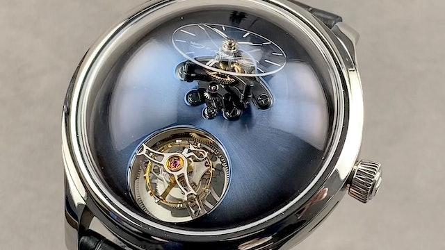 H. Moser & Cie x MB&F Endeavour Cylindrical Tourbillon 1810-1200