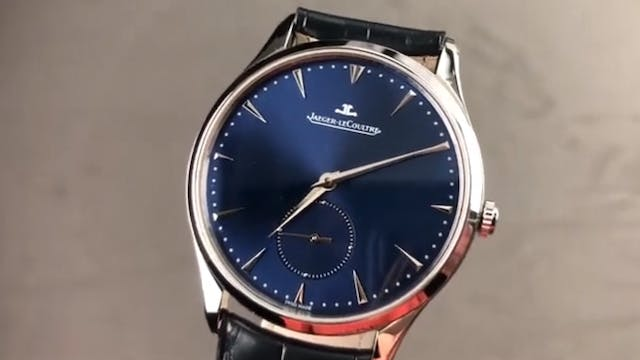 Jaeger Lecoultre Master Ultra Thin Sm...
