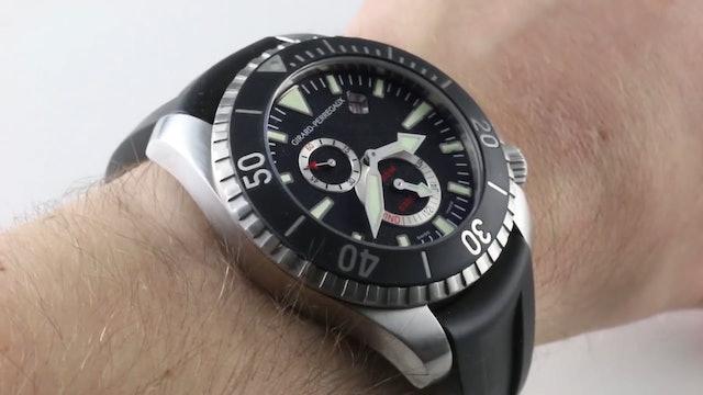 Girard Perregaux Sea Hawk Pro 49950 19 632 FK6A Review