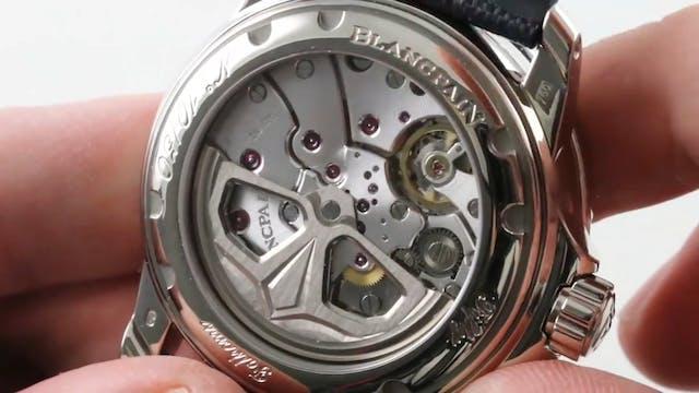 Blancpain Fifty Fathoms Limited Editi...