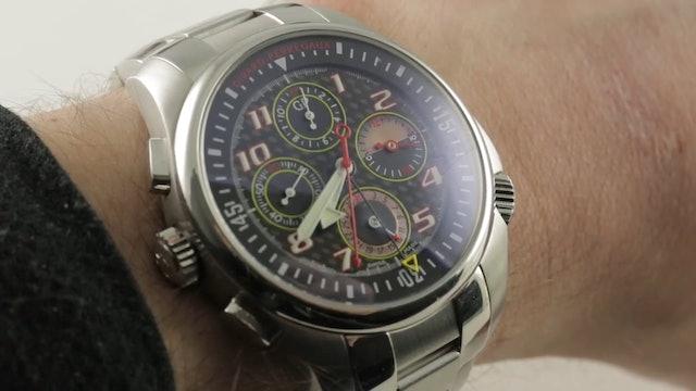 Girard Perregaux R&D 01 Motorsports Chronograph (49930.1.11.6656) Review
