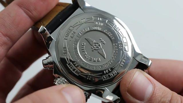 Breitling Super Avenger Ref. A13370 W...