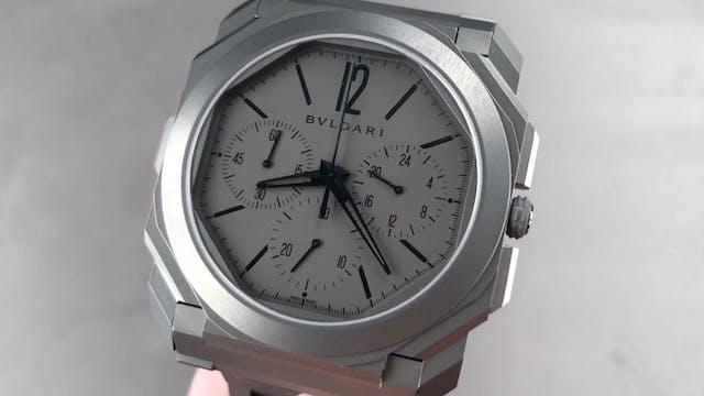 Bulgari Octo Finissimo Chronograph GM...