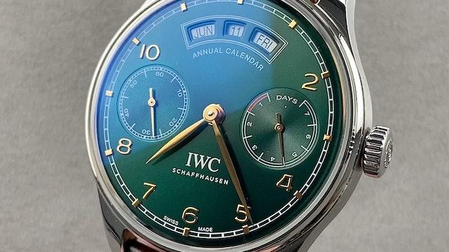 IWC Portugieser Annual Calendar Limited Edition IW5035-10
