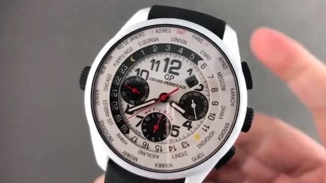 Girard Perregaux Ww.Tc Chronograph White Ceramic 49820 32 712 FK6 Review