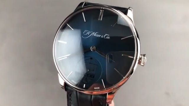 H. Moser & Cie. Venturer Small Second...