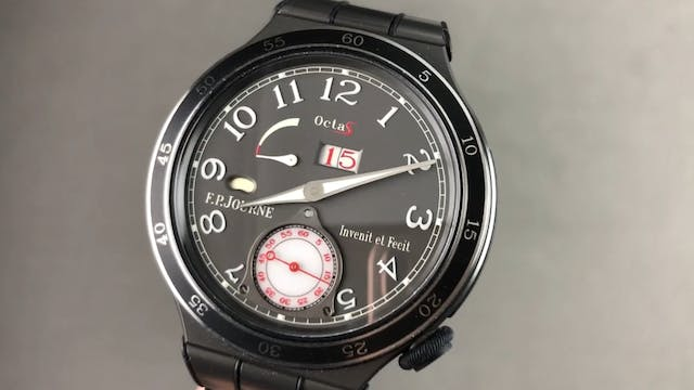F.P. Journe Octa Sport 44mm Titanium ...