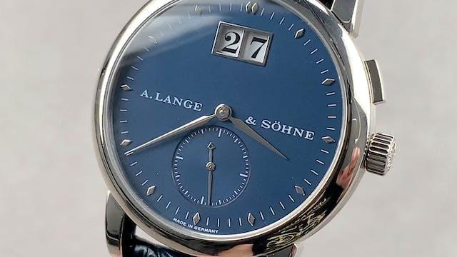 A. Lange & Sohne Saxonia 105.027