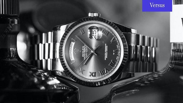 Rolex vs. Rolex: Platinum Day-Date Shootout