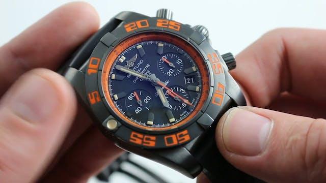 Breitling Chronomat Raven Ref. Mb0111...