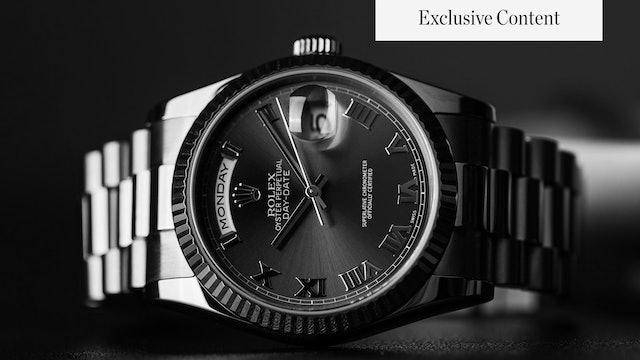 USMNT Defender Matt Miazga Talking Rolex, World Cup, and Watch Collecting