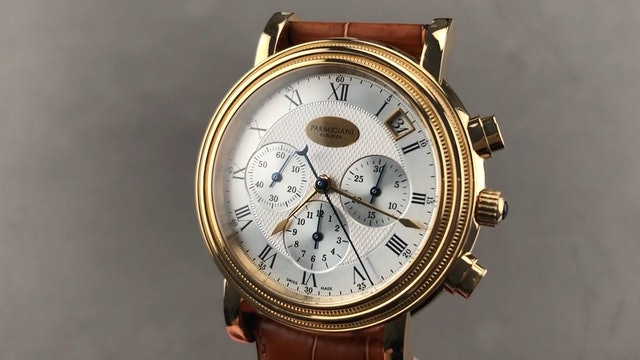 Parmigiani Fleurier Toric Chronograph (Zenith El Primero) C00940 Parmigiani