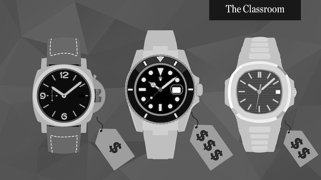 Luxury Watch Prices Explained