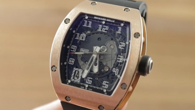 Richard Mille RM005 (RM005AFPG) Review