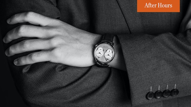 Smart Watches in the Watch Industry and the Next F.P. Journe