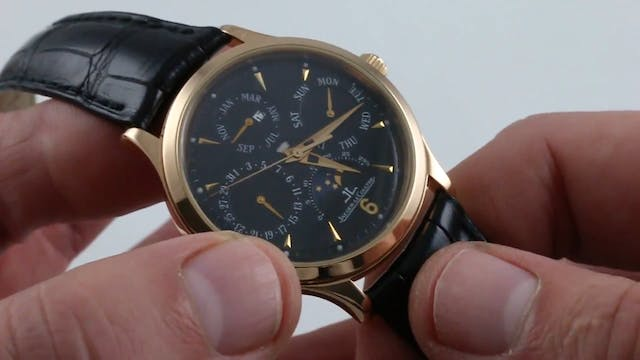Jaeger-Lecoultre Master Ultra Thin Pe...