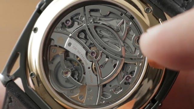 De Bethune Db28 Maxichrono Black Gold...