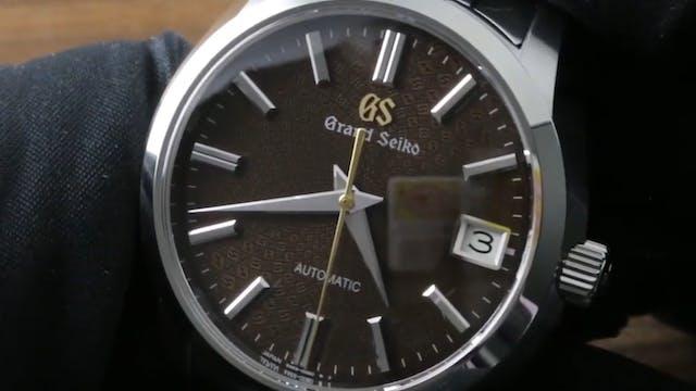 Grand Seiko 9S Automatic Sbgr311 20th...