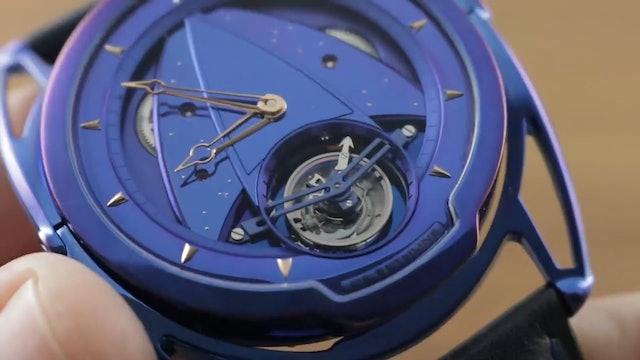 De Bethune Db28T Kind Of Blue Tourbillon (Db28Tbrbn S) Review