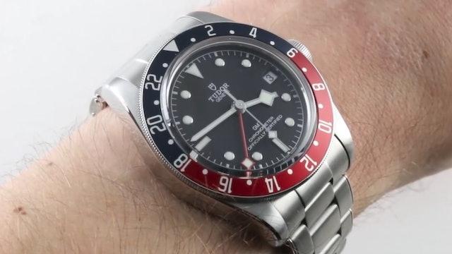 Tudor Black Bay GMT 79830RB Review