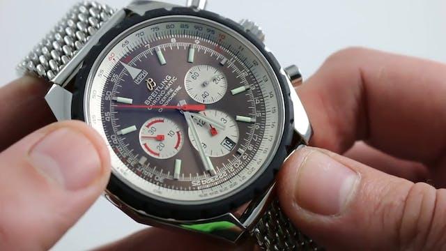 Breitling Navitimer Chronomatic 49 Ch...