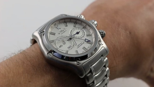 Ebel 1911 Btr GMT 9240L70 6360 Review