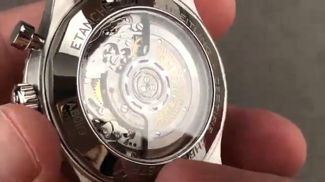Breitling Aviator 8 B01 Chronograph A...