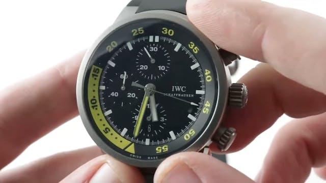 IWC Aquatimer Split Minute Chronograp...