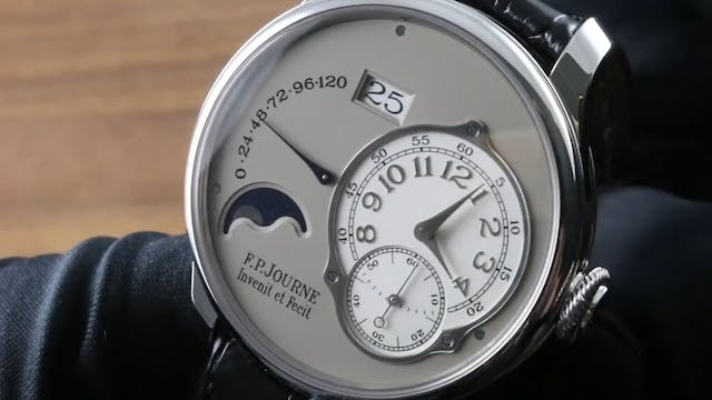 F.P. Journe Octa Lune (Automatic) Review