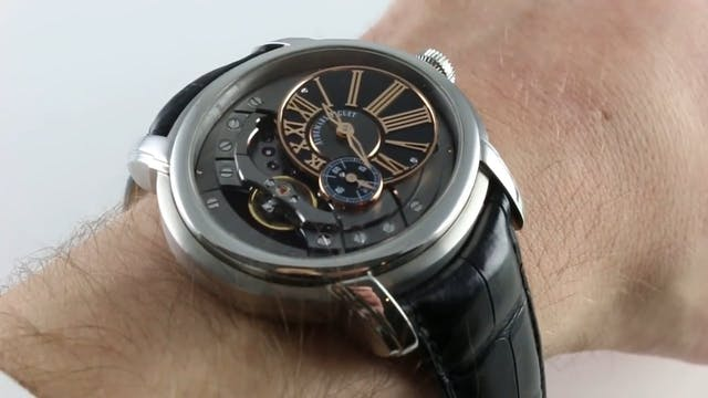 Audemars Piguet Millenary 4101 Review