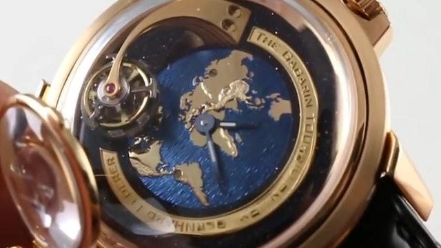 Bernhard Lederer Gagarin Tourbillon Review