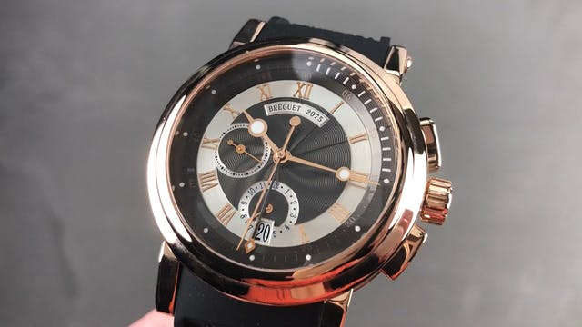 Breguet Marine Chronograph 5827BR/Z2/...