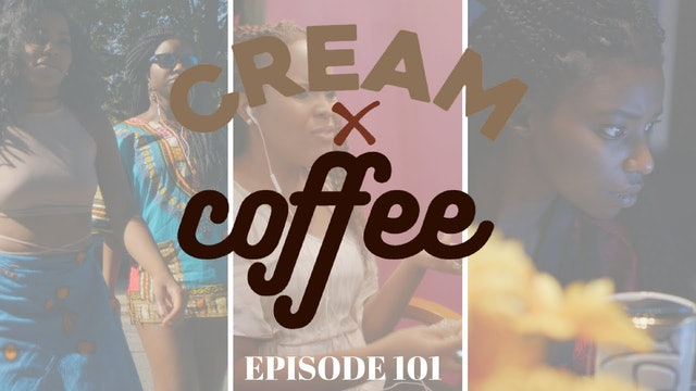 ONE NIGHT SWIRL  (101) - CREAM X COFFEE