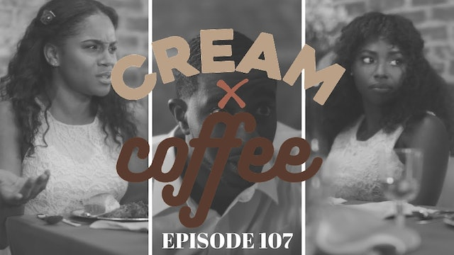 BLACK LOVE MATTERS (107) - CREAM X COFFEE