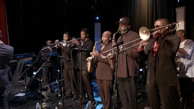 The Funkestra:  Live at Clark Atlanta...