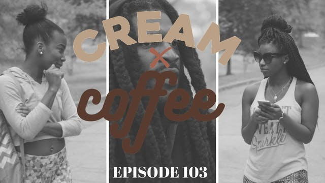 NUBIAN NIGHTMARE  (103) - CREAM X COFFEE