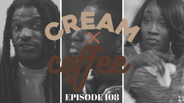 GRAY AREA  (108) - CREAM X COFFEE