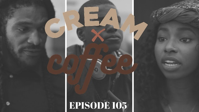 BACK TO BLACK (105) - CREAM X COFFEE