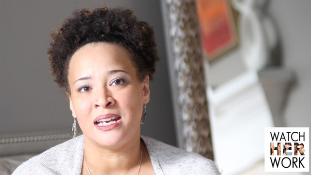Pregnancy: Disconnecting From Work, Tahirah Mahan-Thomas