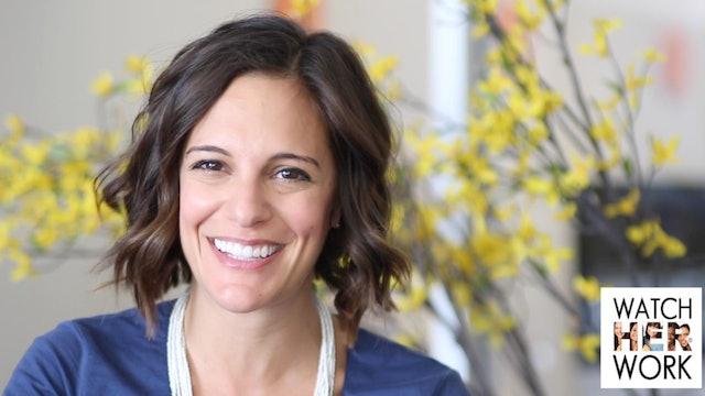 Entrepreneurship: Fill A Need, Allie Danziger