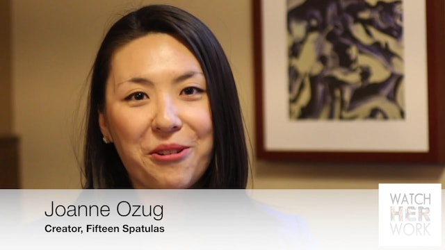 Career Advancement: Allow Yourself to Be Creative, Joanne Ozug